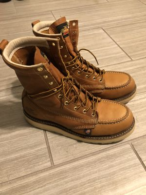 Thorogood moc toe 8inch for Sale in Las Vegas, NV