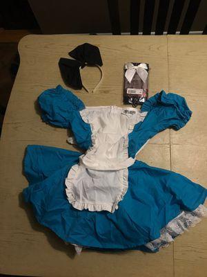 Alice in Wonderland costume Size M for Sale in Riverside, CA