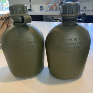 US Military Water Bottles for Sale in San Diego, CA