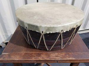 Wine barrel Indian drum for Sale in Fullerton, CA