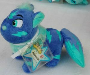NEW Factory Sealed code LIMITED EDITION TARGET EXCLUSIVE Electric Wocky Series 3 KeyQuest Virtual Neopets plush doll for Sale in Homestead, FL