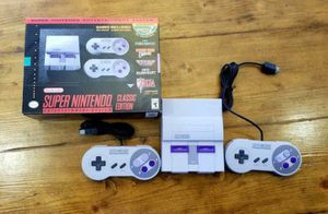 Jailbroken SNES Classic with 50 games for Sale in Key Biscayne, FL