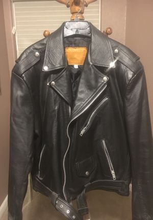 Motorcycle Leather Jacket for Sale in Selma, CA