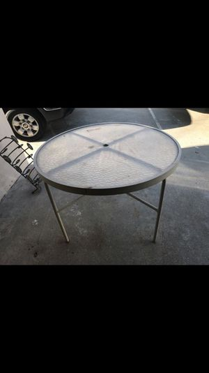 Patio table for Sale in Santa Monica, CA
