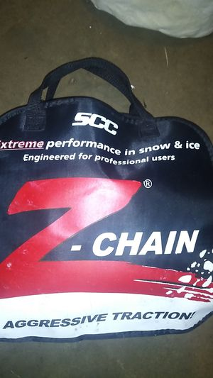 Scc z chain extreme performance for Sale in Tulsa, OK