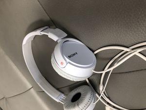 Sony Headphones for Sale in Sacramento, CA