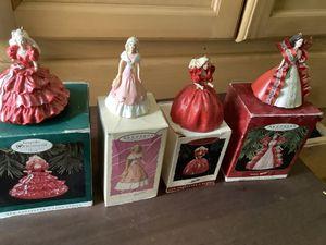 Keepsake ornament Barbie doll bundle for Sale in Norwalk, CA