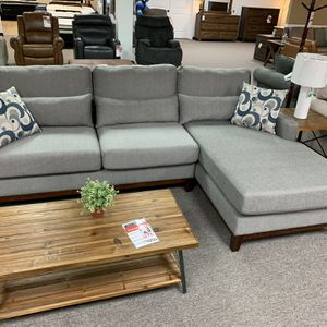 NEW!!! 2pc Sofa Chaise for Sale in Portland, OR