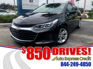 2019 Chevrolet Cruze for Sale in Plantation, FL
