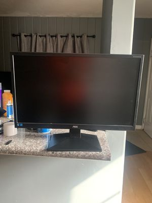 Aoc 24 inch Computer/Gaming Monitor for Sale in Richmond, CA