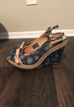 Ugg Brand Sling Back Wedges - SIZE 11 for Sale in Houston, TX