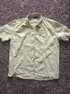 Patagonia Fishing Shirt - Medium for Sale in Austin, TX