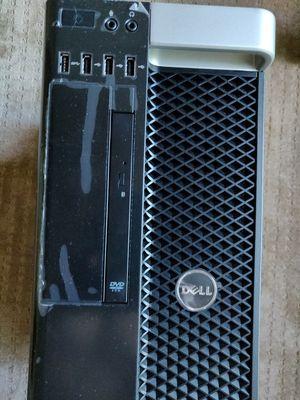 Dell Precision 5810 + Dual Dell Monitors for Sale in Henderson, NV