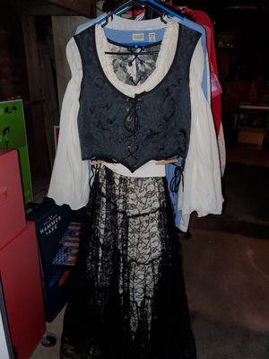 Renaissance Dress - never worn for Sale in Rochester, MN