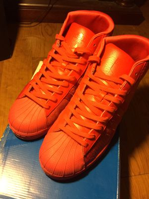 166f3d5bf8e Addidas shell toe hightop