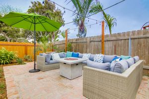 New outdoor wicker lounge patio furniture modular sectional set for Sale in Chula Vista, CA