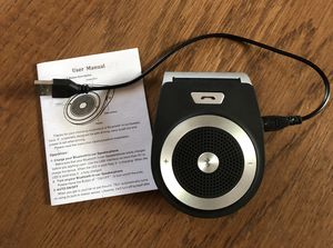 Bluetooth hands-free speaker for Sale in Oceanside, CA
