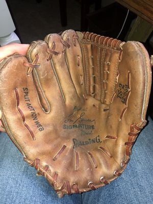 Tom Seaver Spalding signature baseball glove TS2 - 42859 for Sale in Brewster, NY