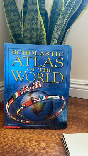 Atlas with 5 Free Books📚 for Sale in Los Angeles, CA