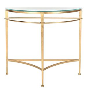 Baur Half-Round Console Table, brand new in box for Sale in West Valley City, UT