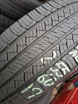 255/60-19 #1 tire for Sale in Alexandria, VA