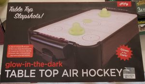 Table Air Hockey for Sale in Creedmoor, TX
