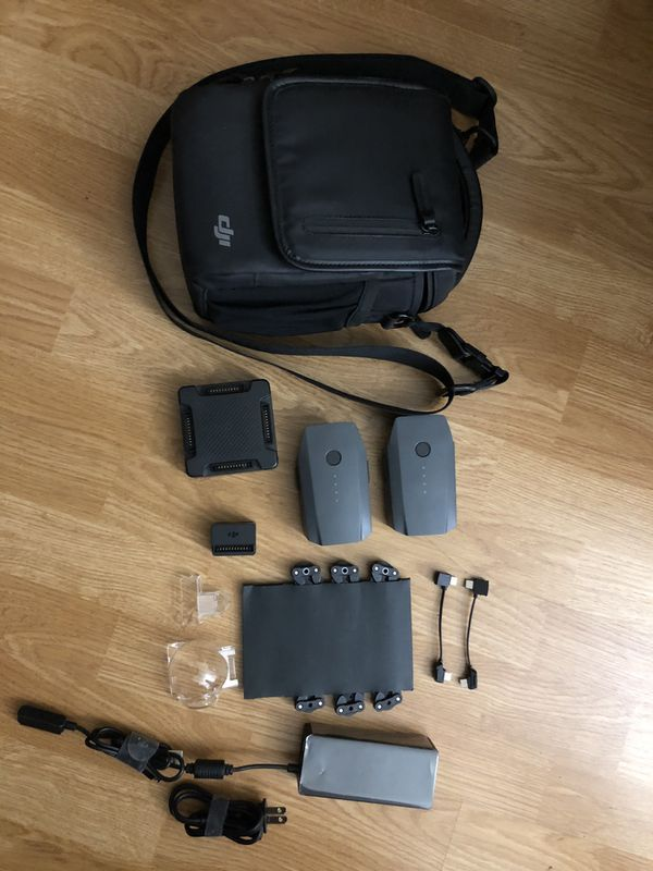 Dji mavic pro batteries and accessories