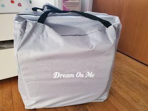 Dream on me poppy baby travel bassinet for Sale in Delair, NJ