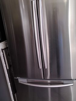 Samsung 33 French Door for Sale in Huntington Park,  CA