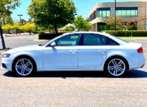 WHITE&WHITE LEATHER 12 Audi FOR SALE for Sale in Houghton Lake, MI