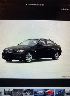 2007 BMW 3 Series 335i for Sale in Carrollton, TX