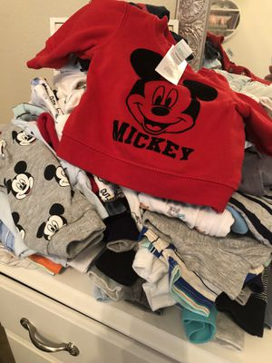 Baby boy newborn clothes for Sale in Mansfield, TX