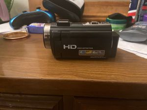 Hd video camcorder for Sale in Prospect Park, PA