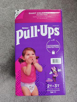 Huggies Pull-ups 2T-3T for Sale in Decatur, GA