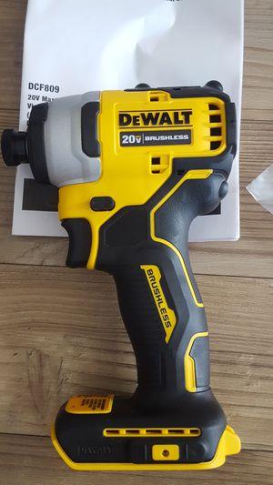 Dewalt 20V Impact Driver (Brand New!) (DCF809) for Sale in Fairfax, VA