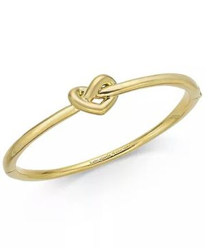 kate spade new york Loves Me Knot Heart Twist Bangle Bracelet for Sale in Santa Ana, CA