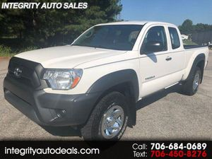 2015 Toyota Tacoma for Sale in Hoschton, GA
