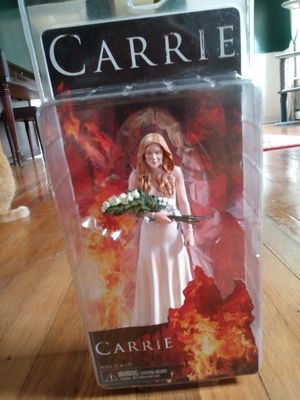 """Carrie"" figure for Sale in Hamilton Township, NJ"