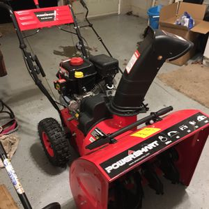 Snow Blower Power Smart for Sale in Chester, VA