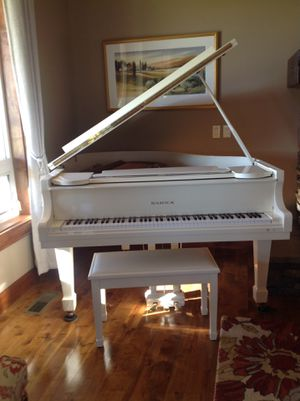 Beautiful Samick Baby Grand Piano for Sale in Bend, OR