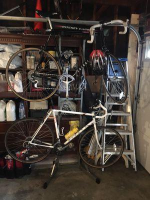 2 BIKES AND RACK for Sale in Kirkland, WA