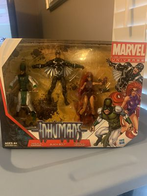 Marvel universe multipacks for Sale in Bristol, CT