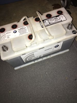 OEM BMW Battery (Part # 61212353810) for Sale in Cranston, RI