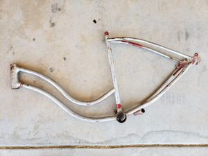 "Womens Vintage 1965 Schwinn 26"" Cruiser Bicycle Frame for Sale in Buckeye, AZ"