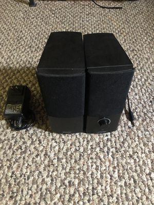 Bose Companion 2 Series III Speakers for PC for Sale in Highland Park, IL