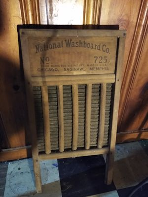 Antique washboard for Sale in Cuyahoga Falls, OH
