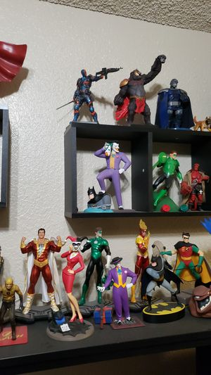 Marvel/DC statues and collectables. Some anime for Sale in Citrus Heights, CA