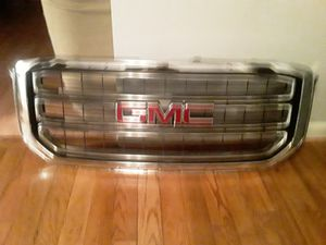 Front grill gmc yucon 2016 for Sale in North Plainfield, NJ