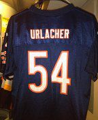 Youth brian urlacker jersey excellent condition size XL 18-20 for Sale in Philadelphia, PA