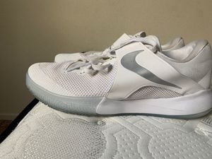 Nike zoom live basketball shoes.. for Sale in Riverside, CA